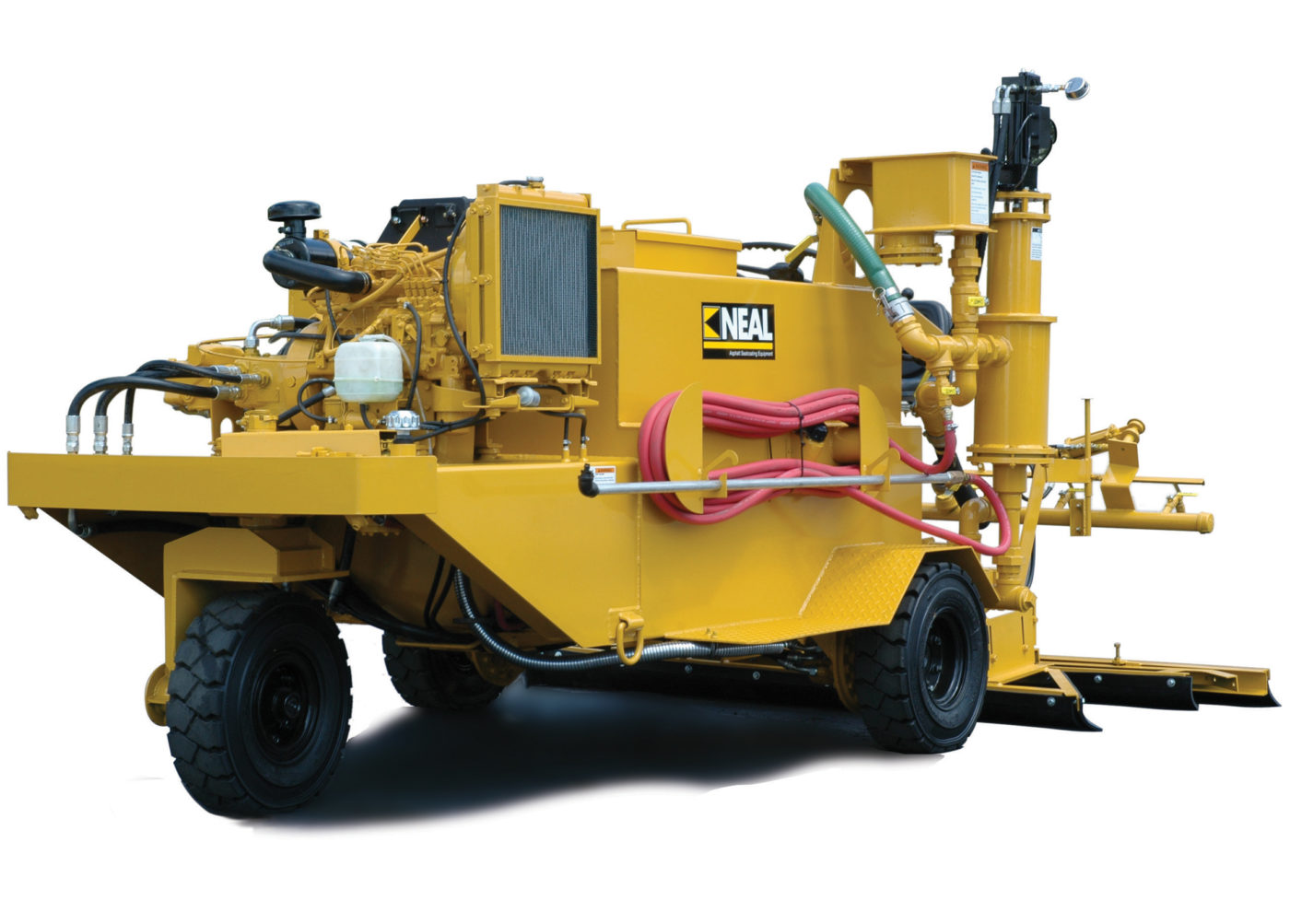 ESSP Sealcoat Application Equipment