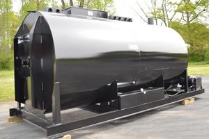 Asphalt Mixer Tank