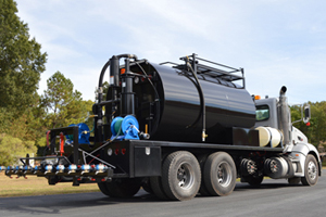 Truck Sealcoat Application Systems