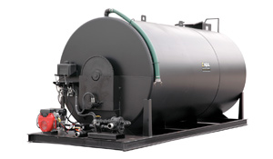 Asphalt Sealcoat Storage Tank