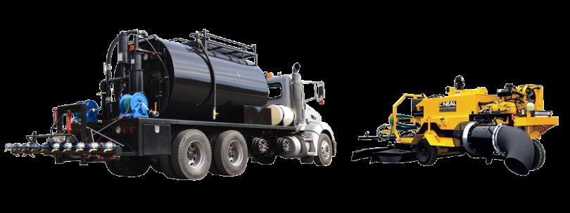 Asphalt Road Preservation Package